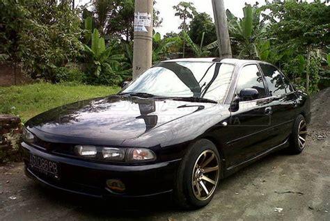 Matic Mitsubishi Galant V6 Dohc mobil kapanlagi dijual mobil bekas surabaya mitsubishi galant 1994