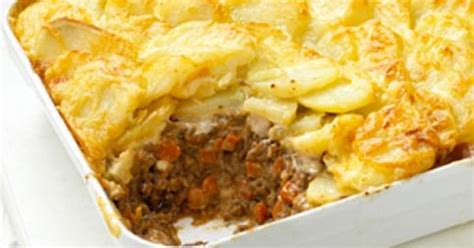Healthy Cottage Pie Recipe by Bikers Healthy Cottage Pie Recipe Cottage Pie