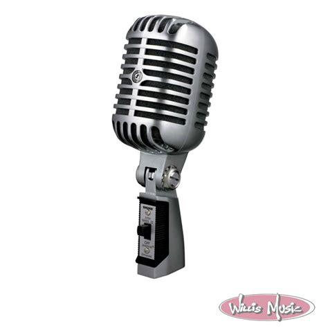 Shure 55sh Series Ii Vocal Microphone shure 55sh series ii iconic unidyne vocal microphone