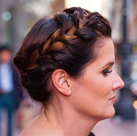 middle aged women with side braid 20 contemporary and stylish long hairstyles for older women