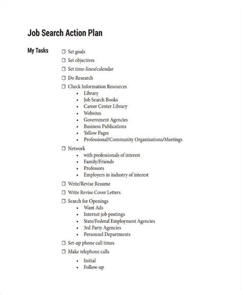job search exles madrat co
