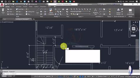 autocad architecture blog autocad architecture tutorials autocad complete 2d and 3d house plan autocad tutorial
