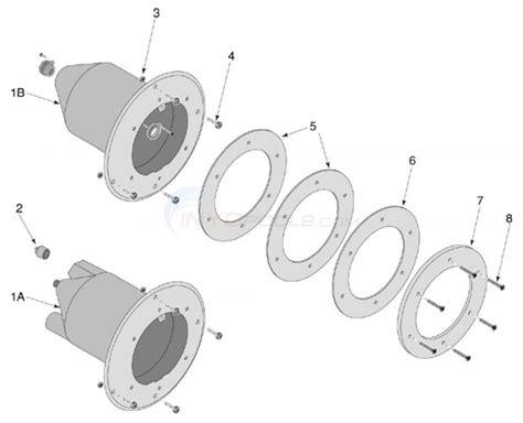 sta rite pool parts diagram sta rite small niche parts inyopools
