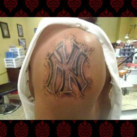 tattoo ideas yankees 23 best images about new york yankees tattoos on pinterest