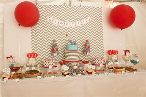 cute themes for baby first birthday cute boy 1st birthday party themes