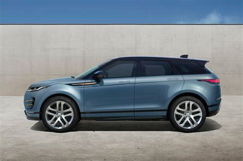 2019 Range Rover Evoque by 2019 Range Rover Evoque Space Practicality And Engines