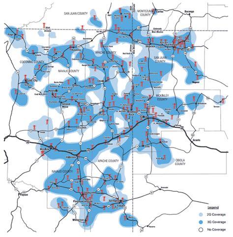 us cellular coverage map arizona cellular maps cellular one of northeast arizona coverage