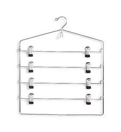 swing arm hanger four tier swing arm clip hanger in wire hangers