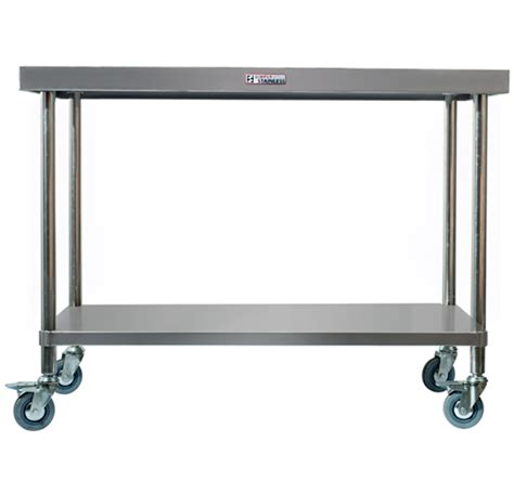 commercial work bench commercial kitchen sink with splashback simply stainless