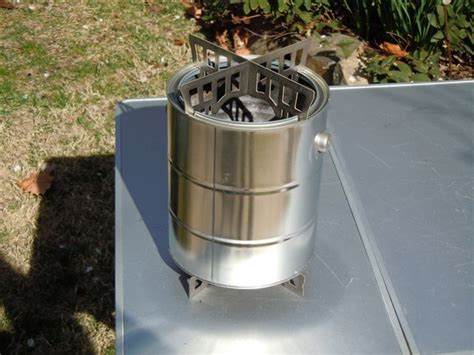 Make the best IKEA hobo stove possible with the Siege Stove Cross Members