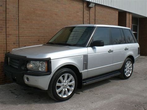 service manual how to sell used cars 2006 land rover range rover security system used 2006