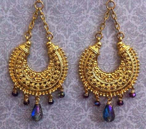 bohemian jewelry bohemian jewelry boho gold earrings boho jewelry