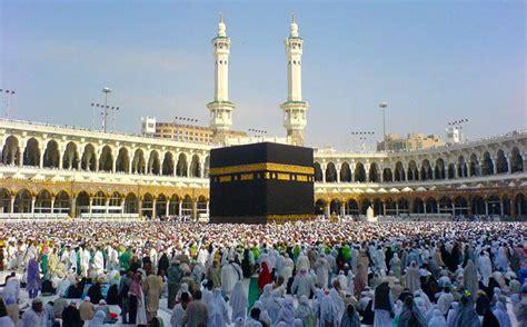 muslim millions of pilgrims gather for hajj 2011