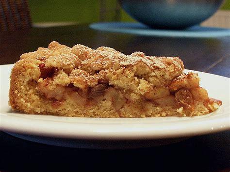 kuchen mit zimt urmelis apfel streusel kuchen mit zimt rezept mit