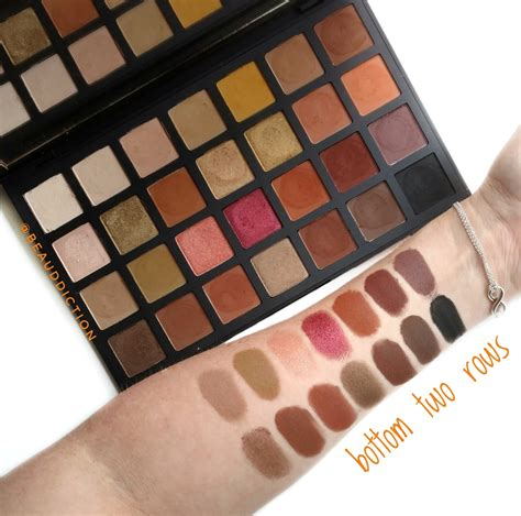 Sephora 5 Eyeshadow Palette review is the new sephora pro warm eyeshadow palette
