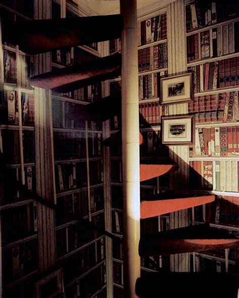 spiral staircase bookshelf images
