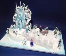 frozen birthday cake frozen
