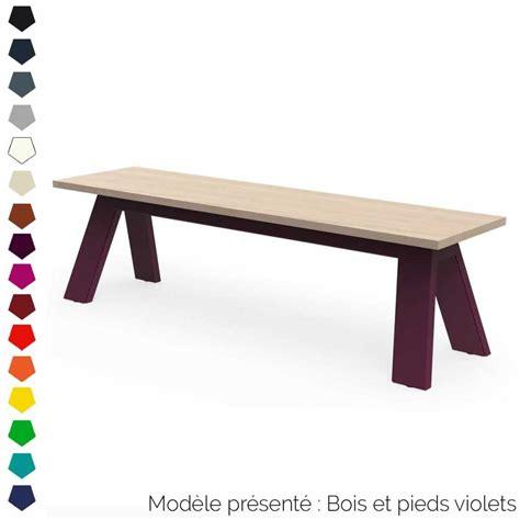 Banc Bois Interieur by Banc Design En Bois Et M 233 Tal Personnalisable Int 233 Rieur