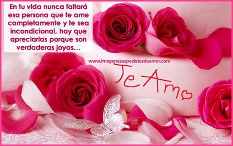 imagenes de rosas con frases de amor y amistad imagen de amor de rosas y corazones con frase imagenes