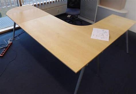 Ikea De Schreibtisch by Ikea Galant Schreibtisch F 252 R Business Und B 252 Ro In