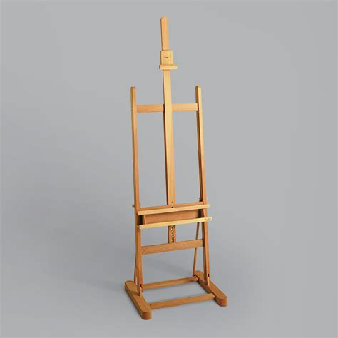 Studio Easel mabef m09 artist studio easel studio equipment