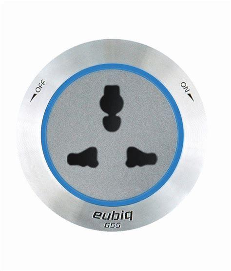 Eubiq Premium International eubiq itl3 international travellers premium adaptor 13s