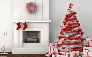 christmas decor images red and white christmas home decoration ideas christmas