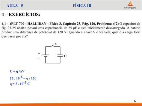 capacitor aula exercicio capacitor esferico 28 images capacitores mundo educa 231 227 o f 237 sica 3