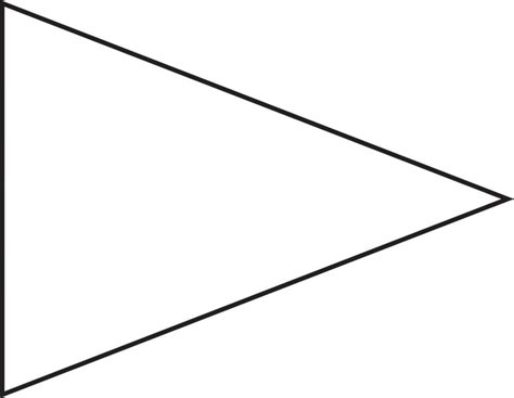 Template For Flag