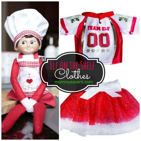 clothes pattern for elf on the shelf elf on the shelf clothes aprons jerseys skirts so