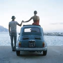 Fiat Relationship Car Cars Couples Holding Image
