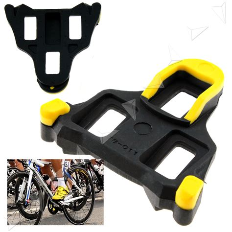 Cleat Balap Shimano Sh 11 road bike bicycle cleat self locking cycling pedals for