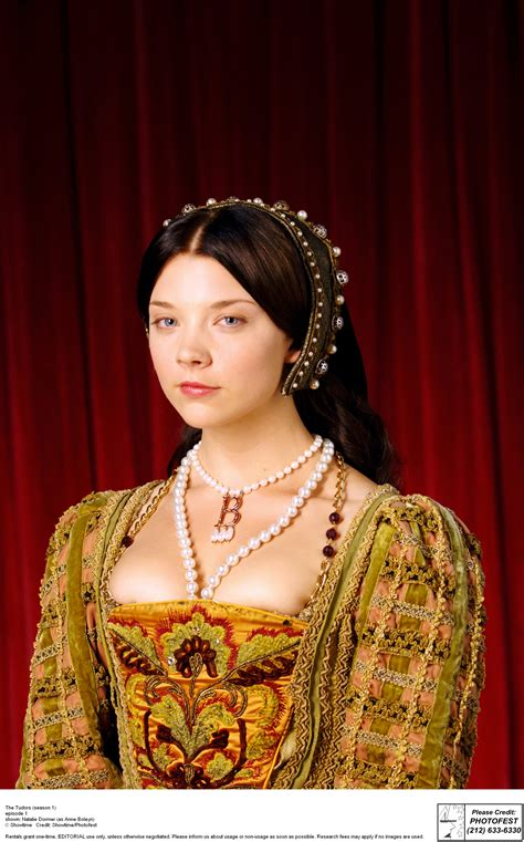 natalie dormer boleyn what did boleyn really look like