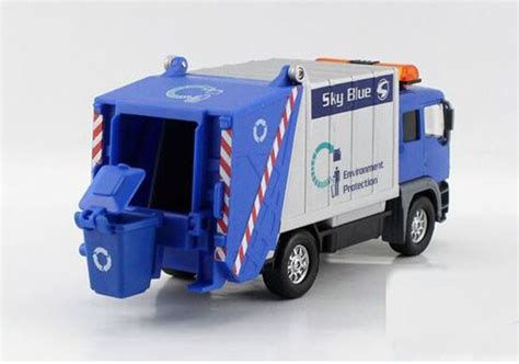 Sania Kid Blue blue garbage truck toys www pixshark images