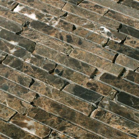 Bad Fliesen Polieren by Marmor Naturstein Mosaik Fliesen Impala Poliert Tm33309m
