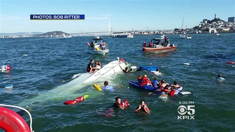 boat capsized boat that capsized in san francisco bay located 171 cbs san