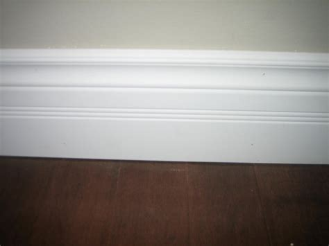 how should baseboards be high park baseboards