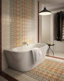 carrelage salle de bain toulouse patchwork pattern with parian ceramic tile