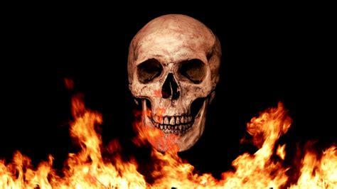 imagenes de una calavera con fuego fondo de calavera y fuego youtube