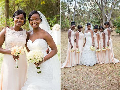 bridal hairstyles zimbabwe respina and farai wedding bliss gardens mandara harare