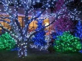 outdoor christmas lights design bookmark 7598