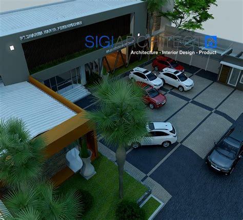 desain gedung minimalis desain gedung perkantoran modern 2 lantai minimalis