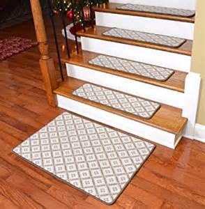 Woven Stair Treads by Dean Premium Wilton Woven Wool Carpet Stair Treads