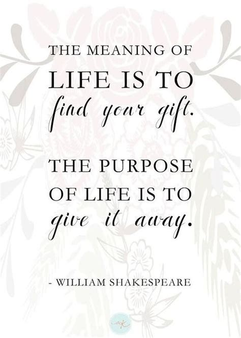 pattern of life meaning charming life pattern shakespeare quote the meaning