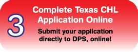 Tx Dps Background Check Submit Ltc Application To Dps Lone Gun