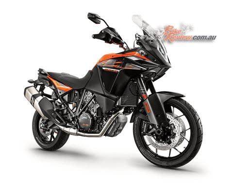Ktm Bike Review 2017 Ktm 1090 Adventure Revealed Bike Review