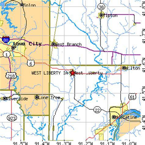 West Liberty, Iowa (IA) ~ population data, races, housing ...