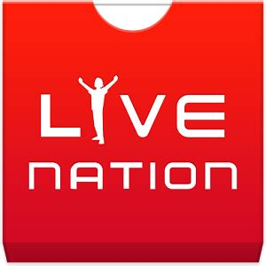 Live Nation Gift Card - live nation at the concert android apps on google play