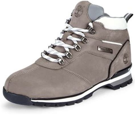 timberland timberland splitrock 2 mens boots in gray for