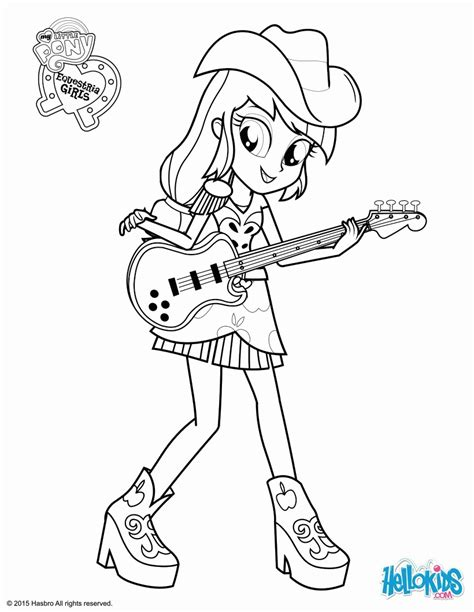 My Little Pony Coloring Pages Equestria Girls Coloring Home My Pony Equestria Coloring